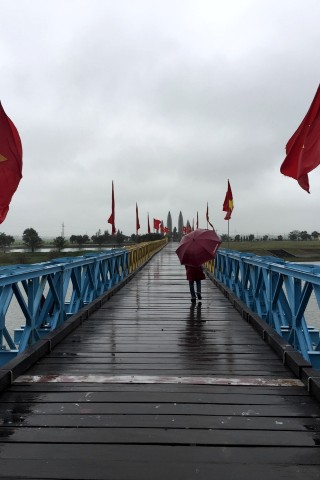 Photo of Ben Hai River