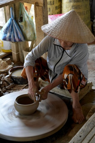 Thanh Ha Pottery Village