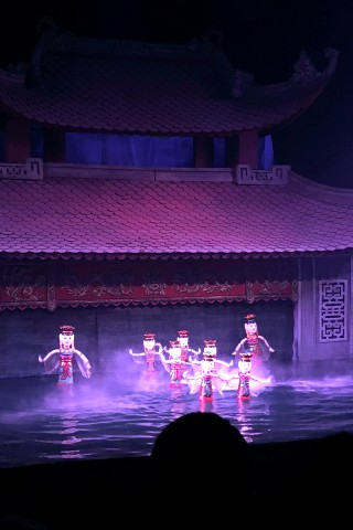 Thang Long Water Puppets