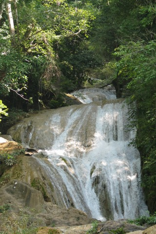 Photo of Wang Kaeo Waterfall