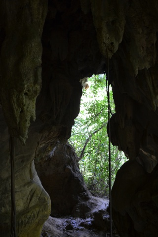 Caves on Ko Lanta