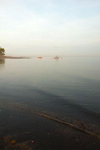 Lovina's beaches