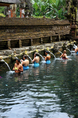 Photo of Tirta Empul
