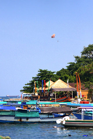 Watersports at Tanjung Benoa