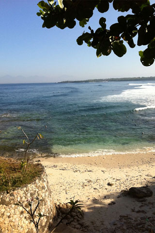 Beaches on Nusa Ceningan