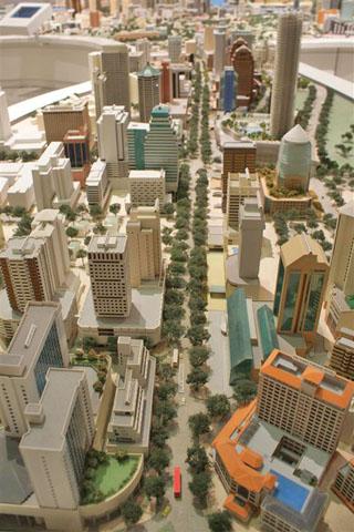 URA Singapore City Gallery