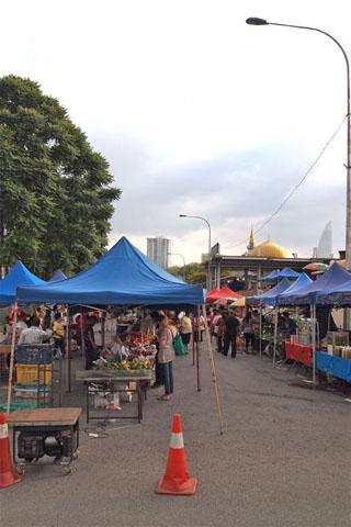 Bangsar Night Market (Pasar Malam Bangsar)
