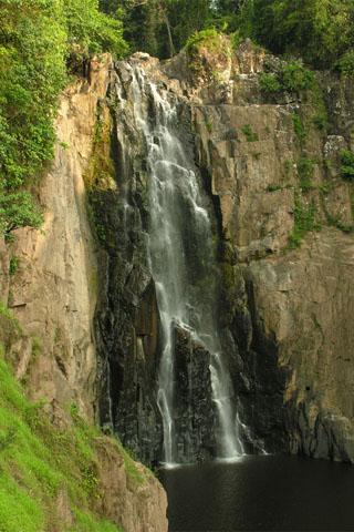 Waterfalls in Khao Yai