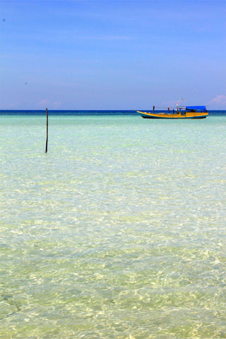 Photo of Island hopping around the Karimunjawa Islands