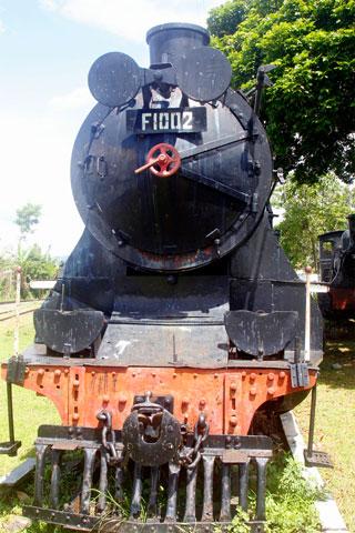 Photo of Ambarawa Train Museum