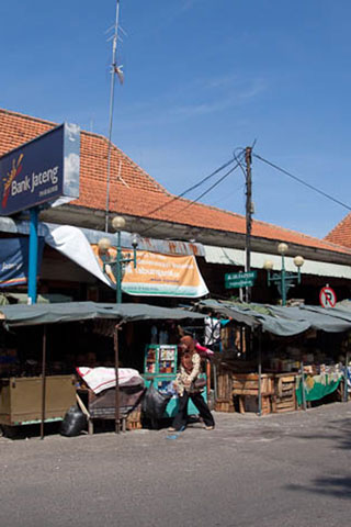 Photo of Pasar Klewar (Batik Market) and Kampung Batik