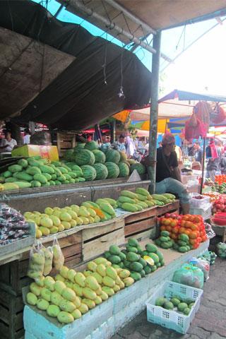 Photo of Semporna Central Market