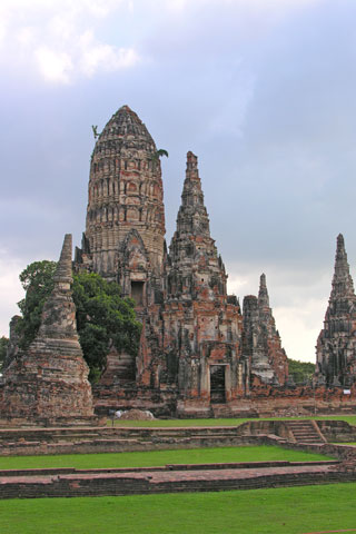 Photo of Wat Chaiwatthanaram