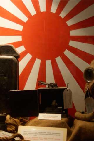 Muzium Perang (Bank Kerapu) War Museum