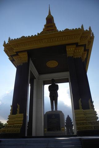King Norodom Sihanouk Memorial