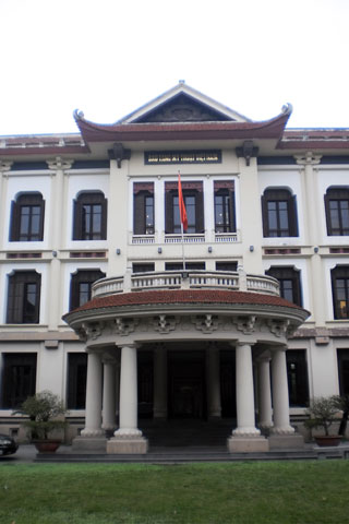 Photo of Vietnam National Fine Arts Museum
