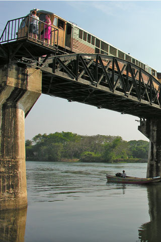Photo of Death Railway Bridge