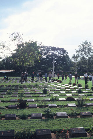 Photo of Kanchanaburi War Cemetery