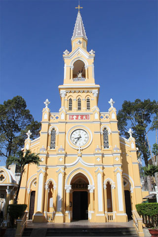 Photo of Cha Tam Church