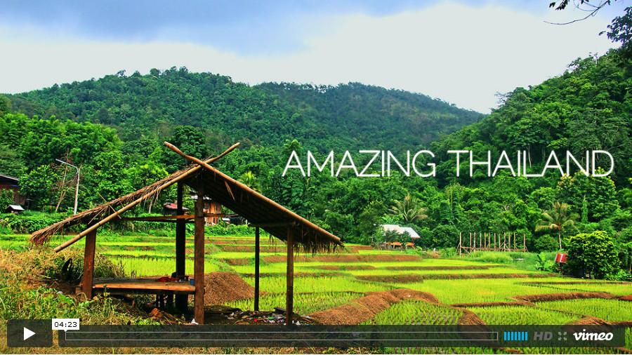 View Amazing Thailand on Vimeo