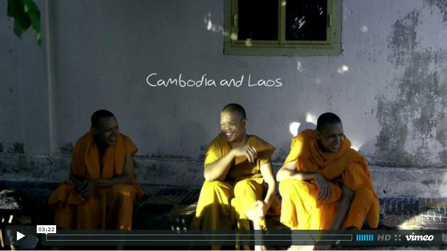 View Cambodia and Laos on Vimeo
