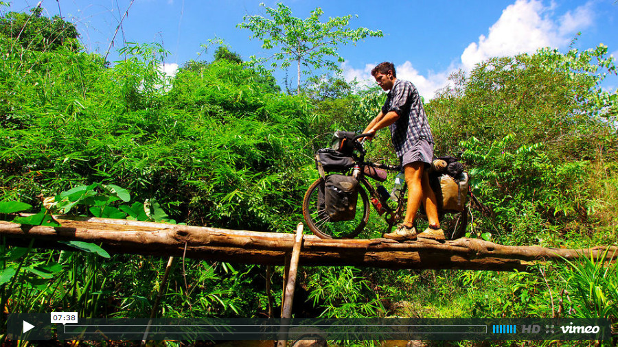 View Lost cycling in the Cambodian jungle on Vimeo