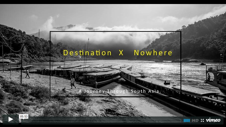 View Destination nowhere on Vimeo