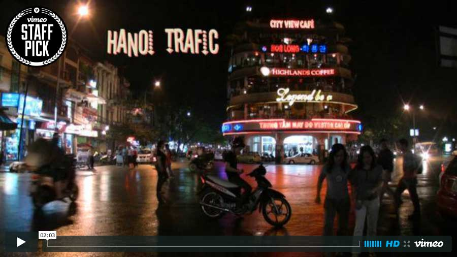 View Hanoi Traffic on Vimeo