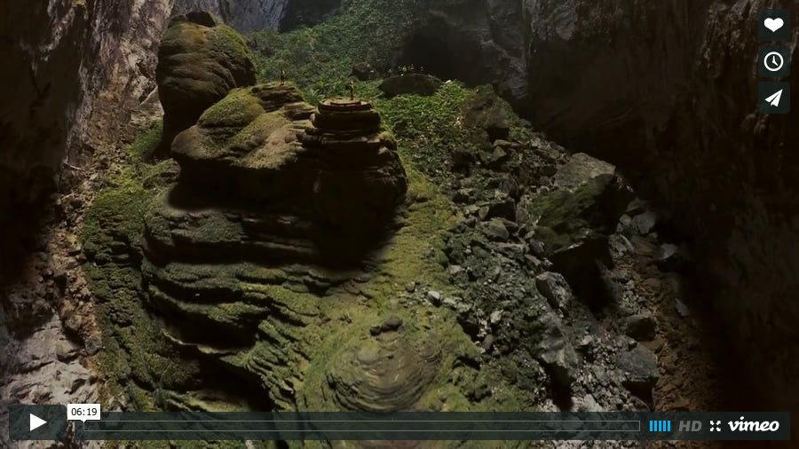 View Hang Son Doong on Vimeo