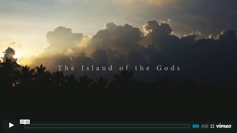 View Bali: Island of the Gods on Vimeo