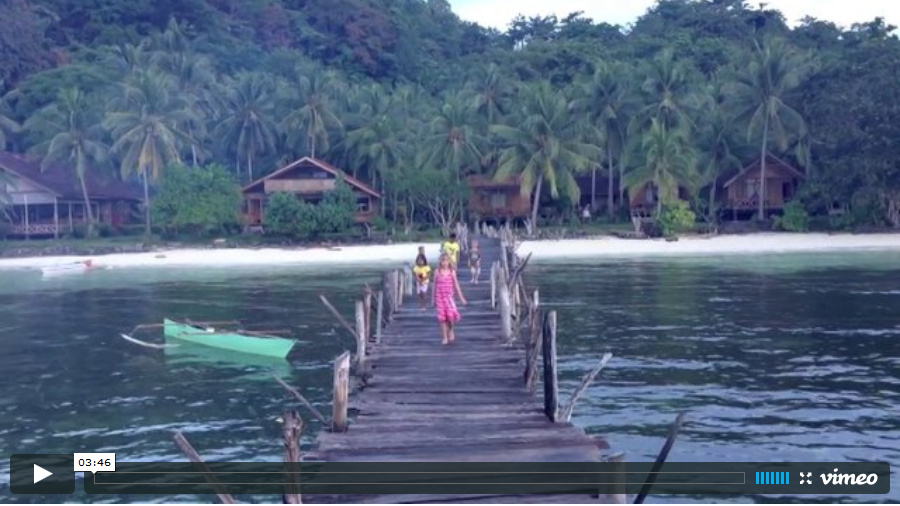 View Kids jumpin' off a pier on Vimeo
