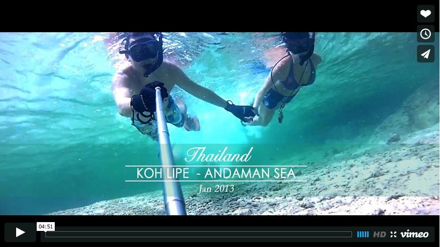 View Ko Lipe 2013 on Vimeo