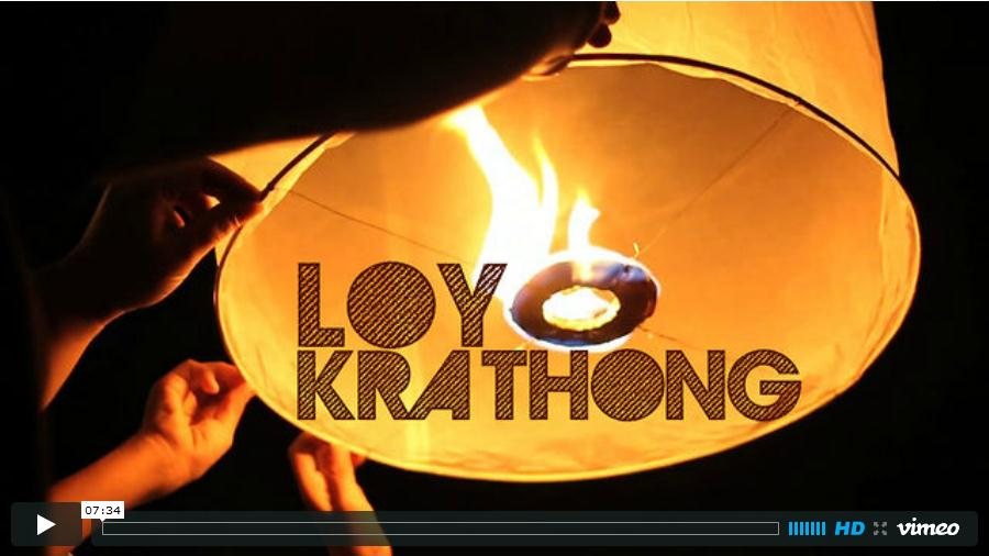 View Loy Krathong on Vimeo
