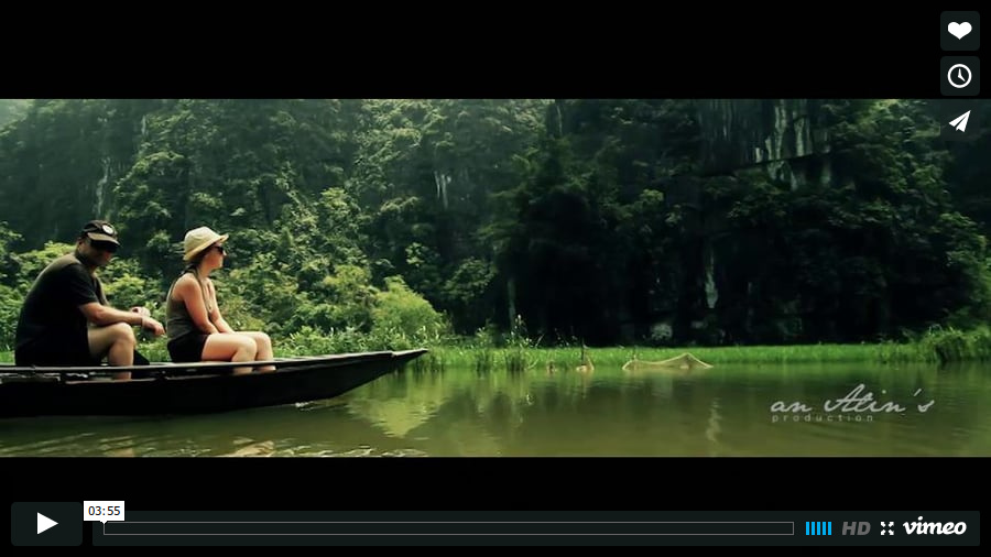 View Ninh Binh - Flow of the Serenity on Vimeo