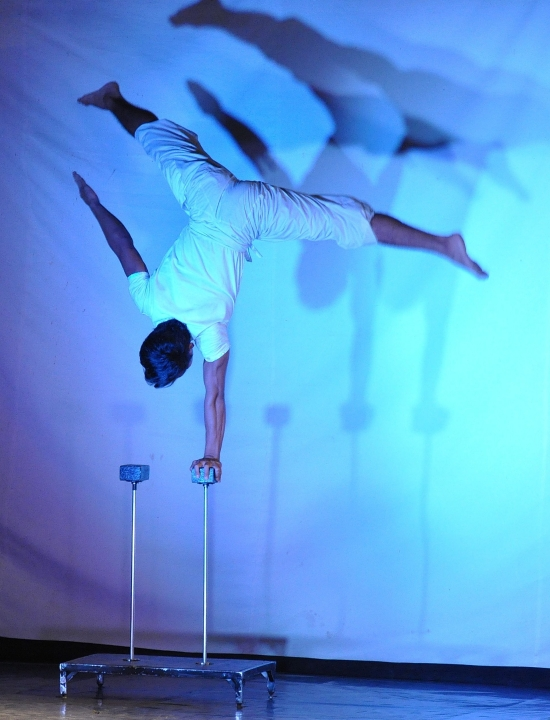 Acrobatics, shadows, The Cambodian Circus has got it all.