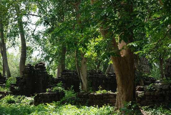 The mysteries of Banteay Chhmar are still being unravelled by archaeologists