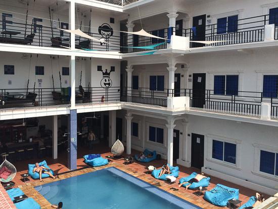 Hostel or hotel?