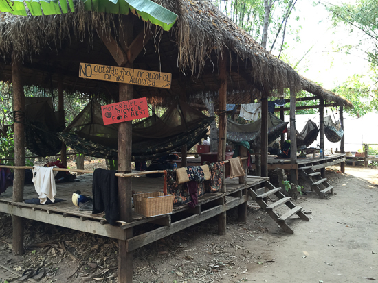 An unexpected haven on an island on the Mekong -- your friends back home will hate you.