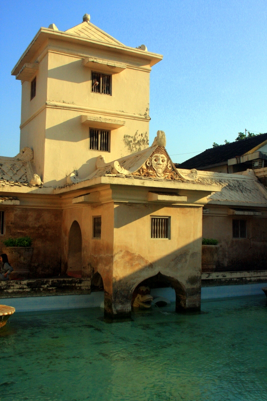 Yogyakarta's water palace is certainly worth a look