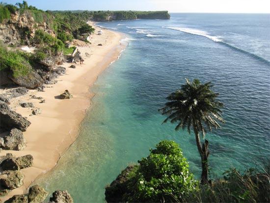 Our Bali favourite: Balangan Beach