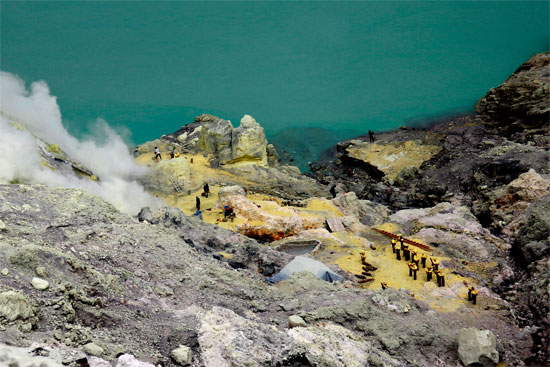 Kawah Ijen: Like nothing else you've experienced.