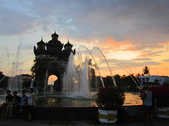 Love in Laos