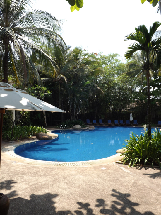 Settha Palace's Secluded Oasis