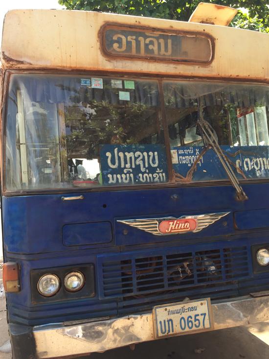 The magic 19  bus.