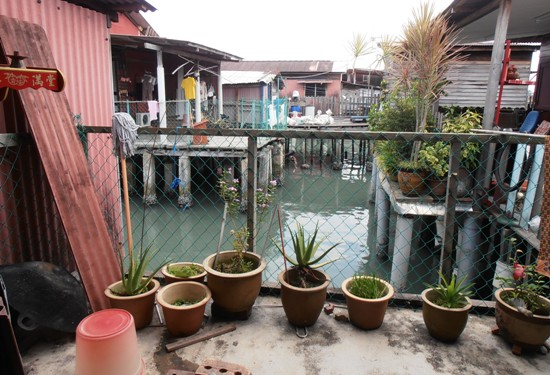 The Chew Jetty, with its maze of wooden walkways, reveals surprises at every turn.