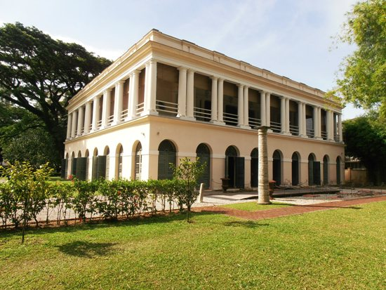 Suffolk House is one of Penang island's most impressive colonial-era buildings.