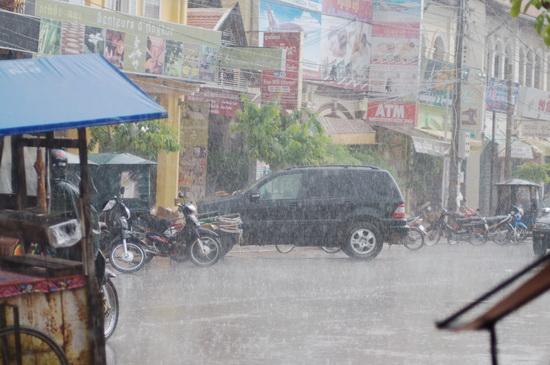 It never just rains, it pours