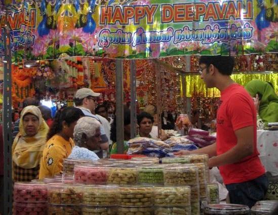 Deepavali is the festival of lights (and food!)