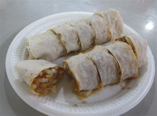 Popiah tastes better than it looks - we promise.