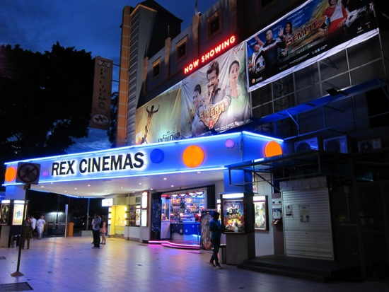 The historic Rex Cinemas screens Tamil movies from South India - but check for English subtitles before you go.